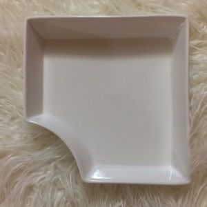 Other - Abstract Serving Tray White